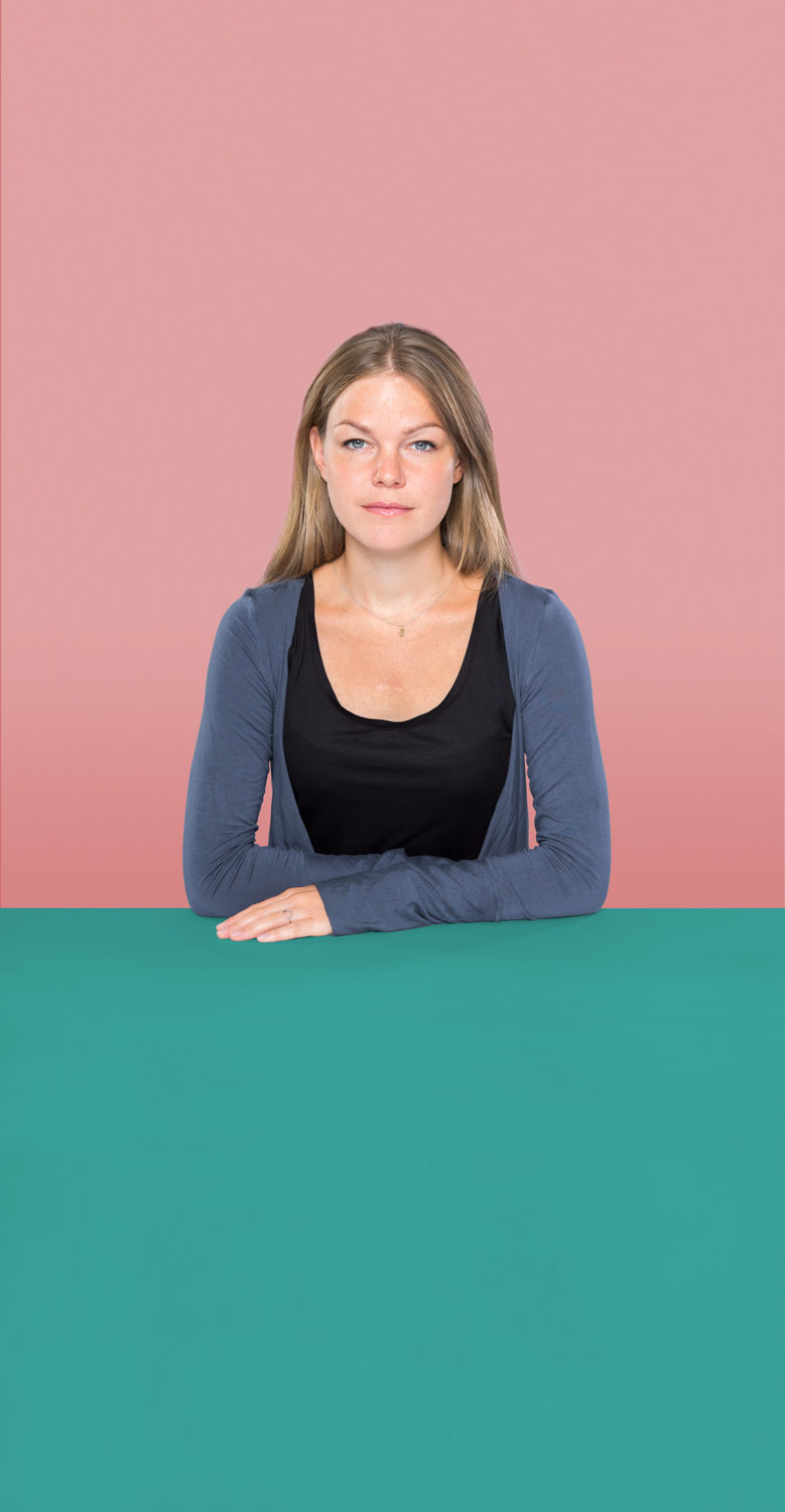Portrait of Martina Armbrecht who is a UX Consultant at the UX Agency UseTree GmbH in Berlin.